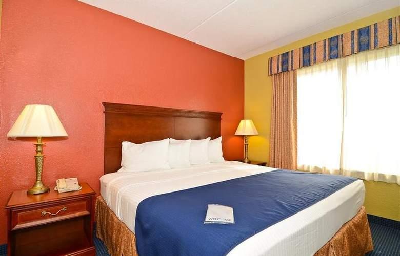 Best Western Executive Inn & Suites - Room - 120