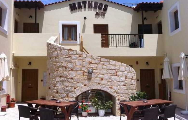 Matheos Apartments - Hotel - 0