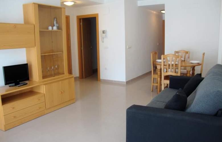 Apartamentos Peñiscola Centro 3000 Sin Piscina - Room - 1