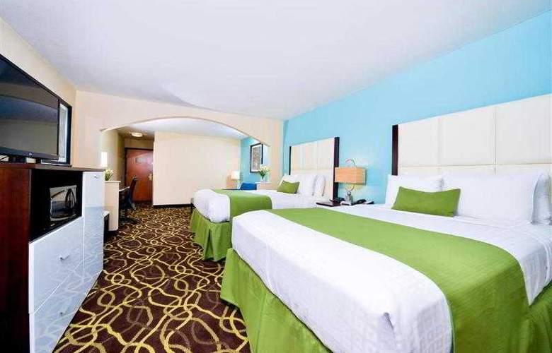 Best Western Bradbury Suites - Hotel - 47