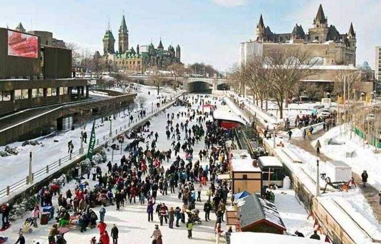 Courtyard Ottawa East - Hotel - 20