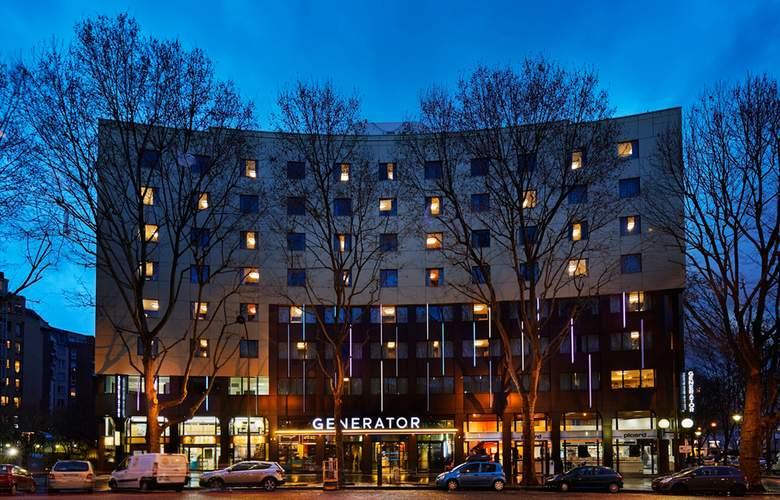 Generator Hostels Paris - Hotel - 0