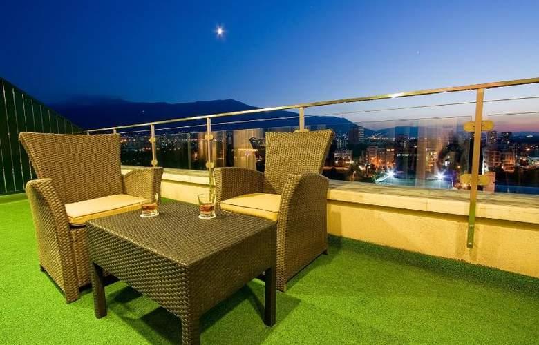 Vitosha Park Hotel - Terrace - 26