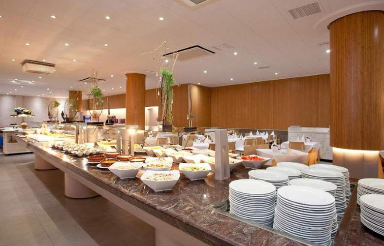 Port Eugeni Apartamentos - Restaurant - 6
