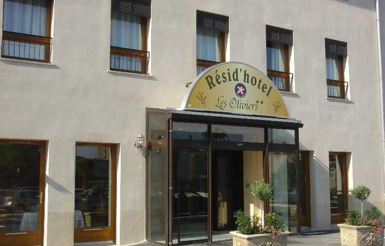 Interhotel Les Oliviers - Hotel - 6