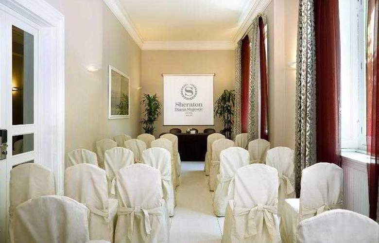 Sheraton Diana Majestic - Hotel - 17