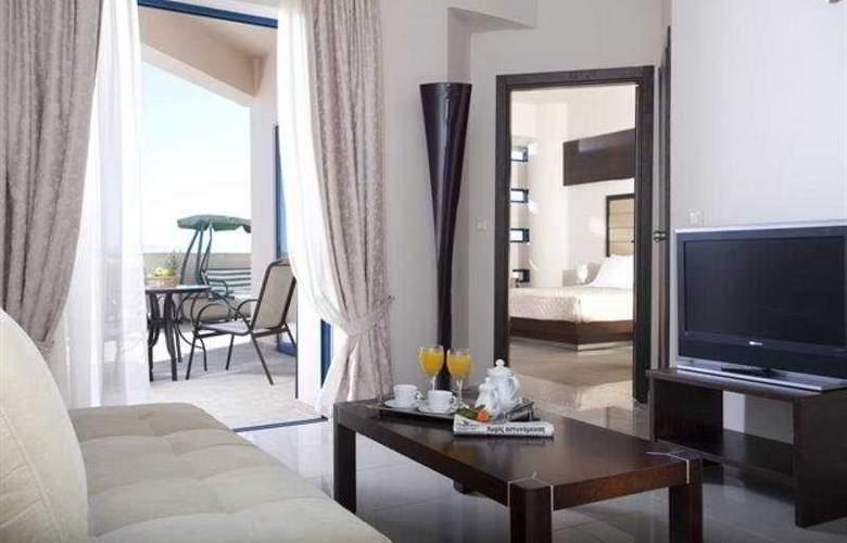 CHC Galini Sea View - Room - 6