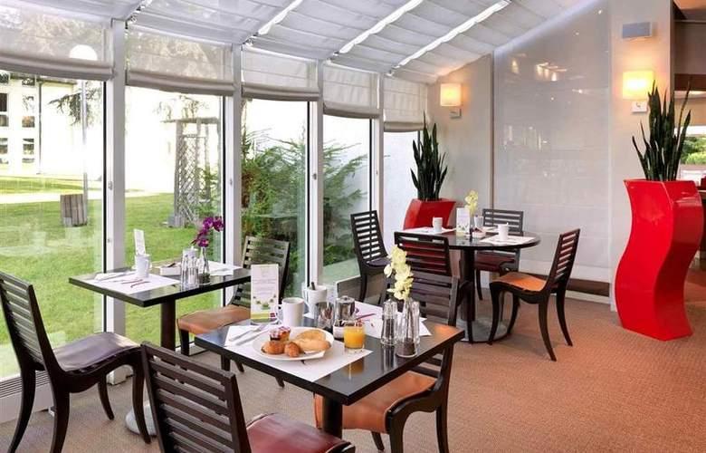 Mercure Le Coudray Montceaux Parc du Coudray - Restaurant - 56