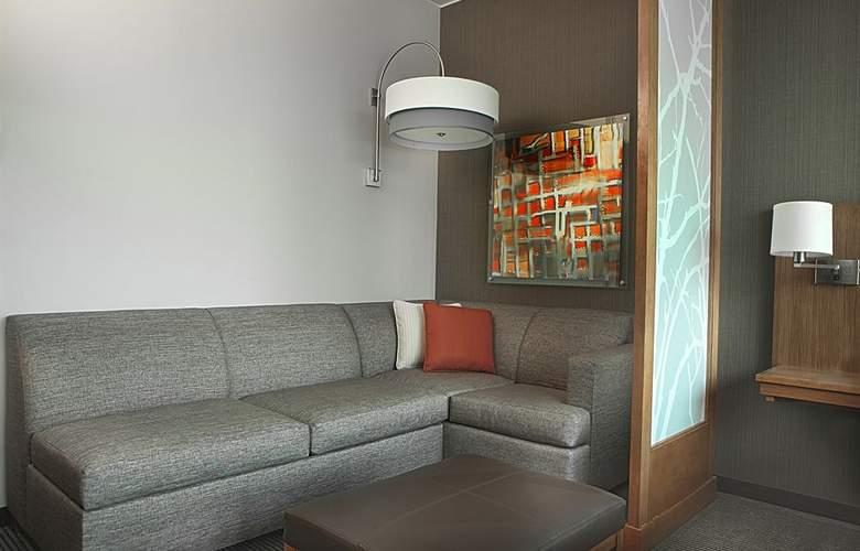 Hyatt Place Santiago/Vitacura - General - 8
