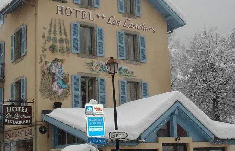 Les Lanchers Hotel Restaurant - General - 2