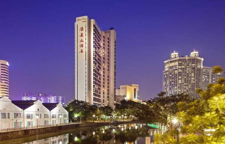 Four Points by Sheraton Singapore, Riverview - Hotel - 0