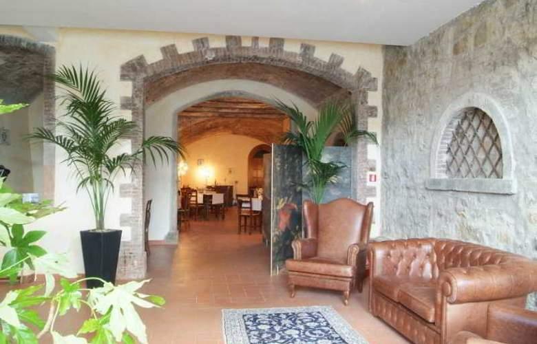 Villa Campomaggio Appt - General - 2