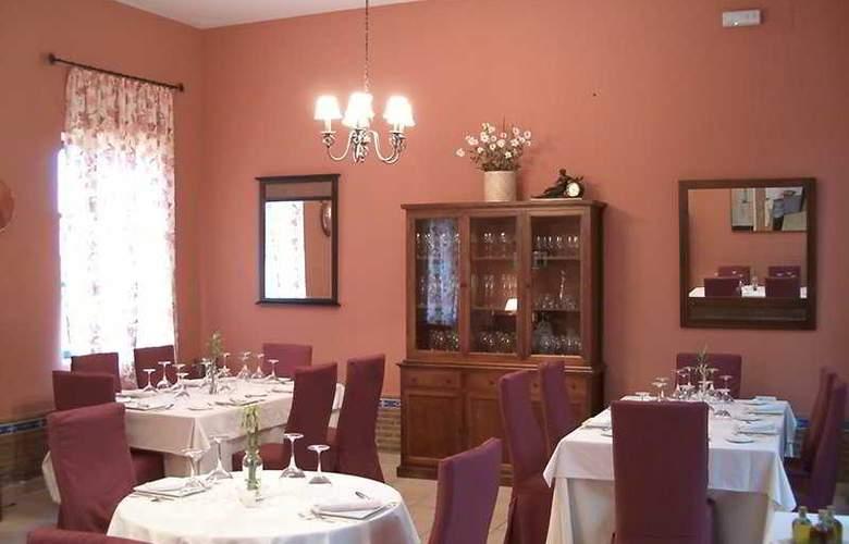La Posada de Montellano - Restaurant - 5