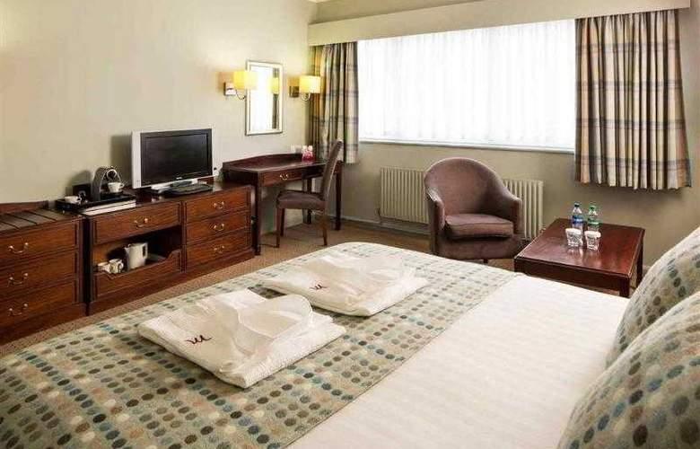 Mercure Gloucester Bowden Hall - Hotel - 10