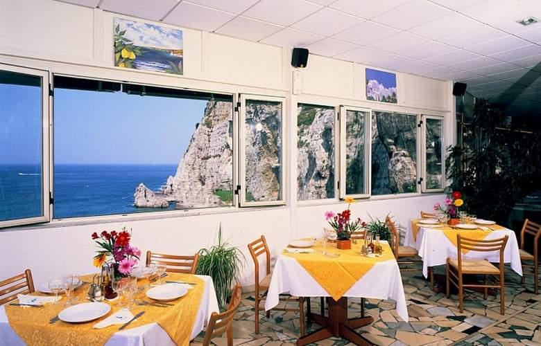 Villagio Turistico Bleu Village - Restaurant - 5