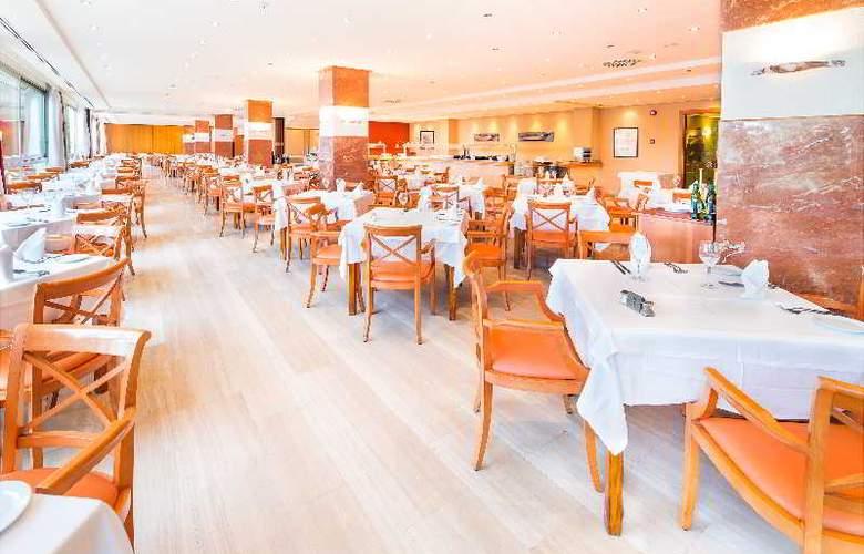THB Los Molinos (Sólo Adultos) - Restaurant - 35