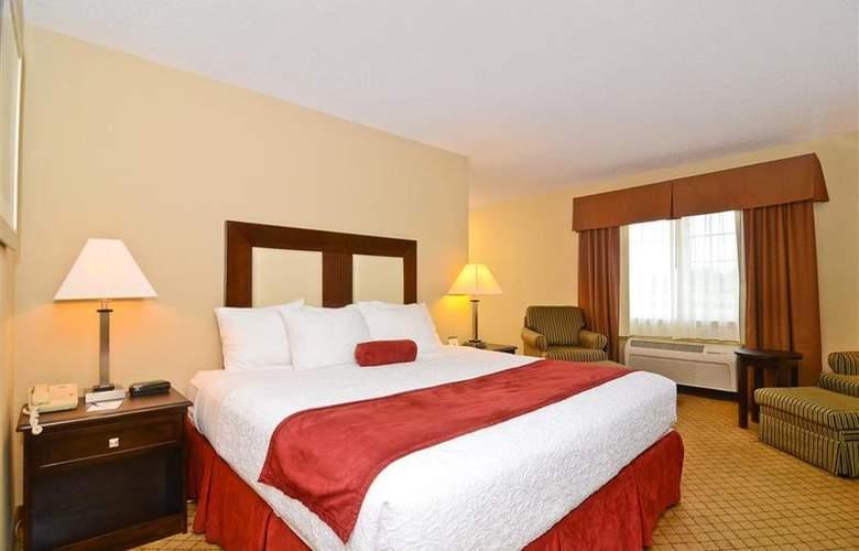 Best Western Plus Macomb Inn - Room - 60