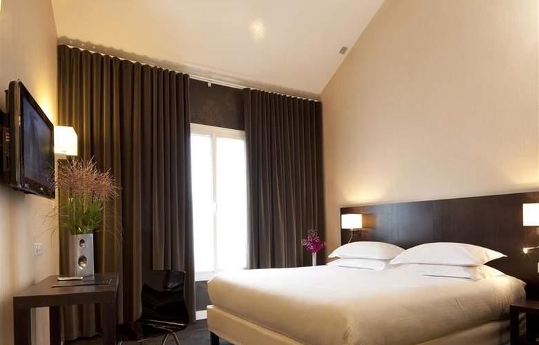 Best Western Bretagne Montparnasse - Room - 20