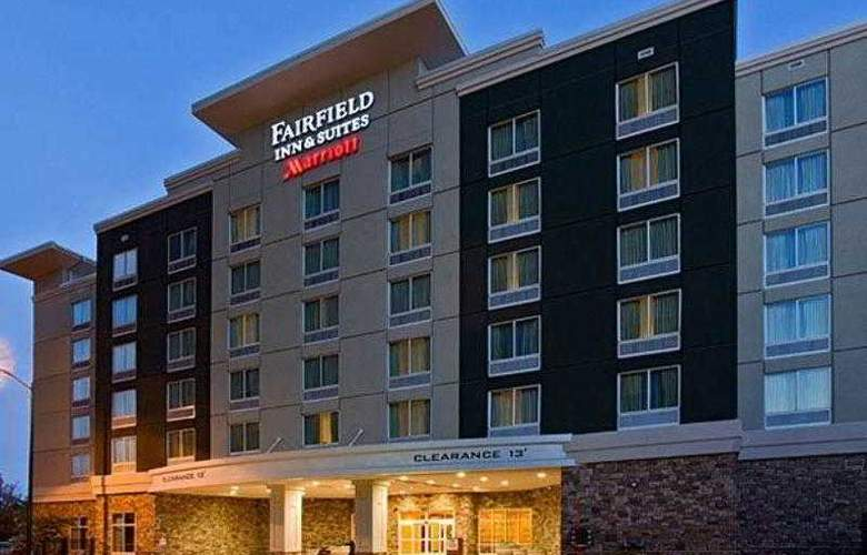 Fairfield Inn & Suites San Antonio - Hotel - 0
