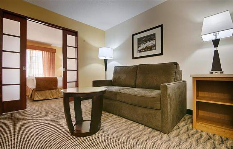 Best Western Plus Park Place Inn - Room - 101