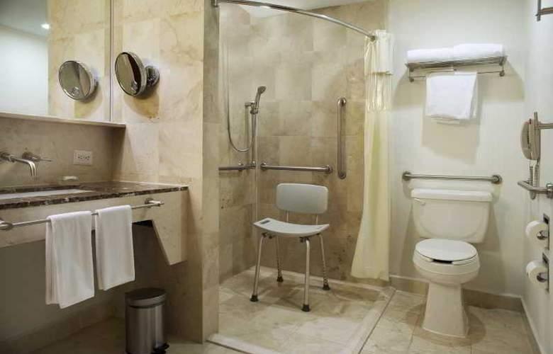 DoubleTree by Hilton Hotel México City Santa Fe - Room - 25