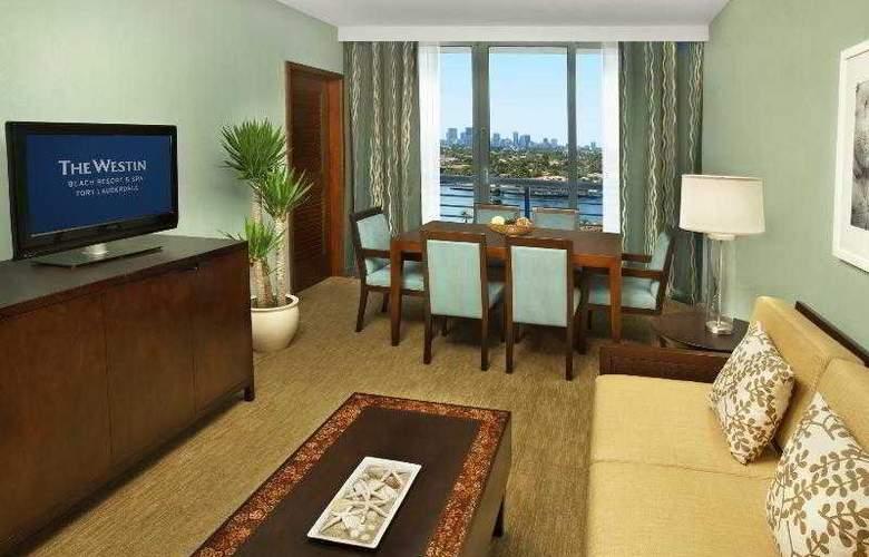 The Westin Fort Lauderdale Beach Resort - Hotel - 21