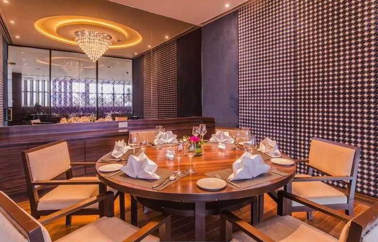 Howard Johnson Bengaluru Hotel - Restaurant - 4