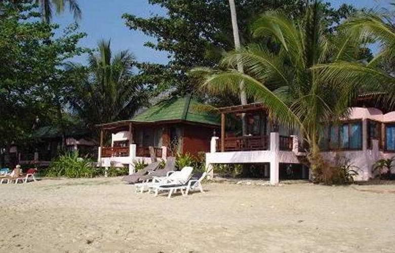 Sand Sea Resort & Spa Koh Samui - Beach - 8