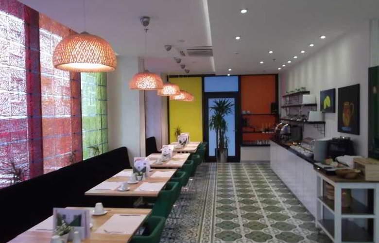 Tempo Hotel 4 Levent - Restaurant - 12