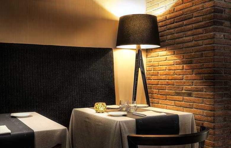 Silken Ramblas - Restaurant - 18
