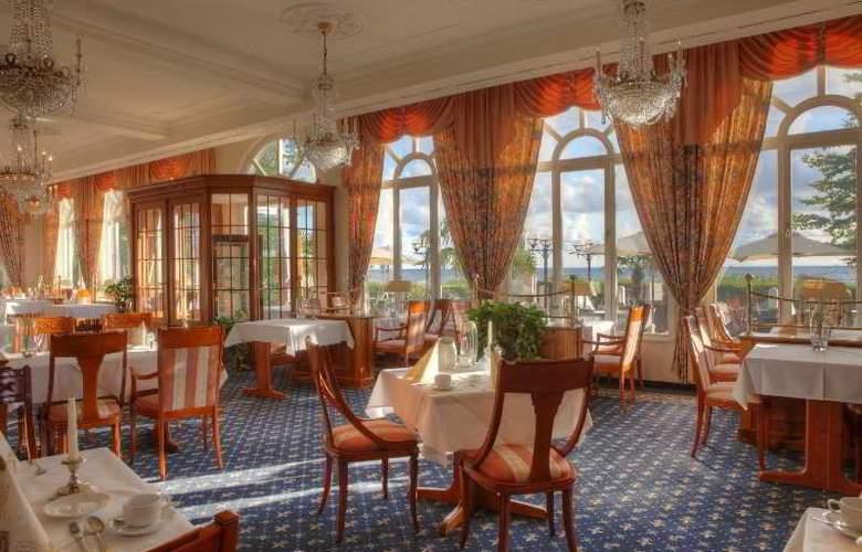 Strandhotel Atlantic & Villa Meeresstrand - Restaurant - 4
