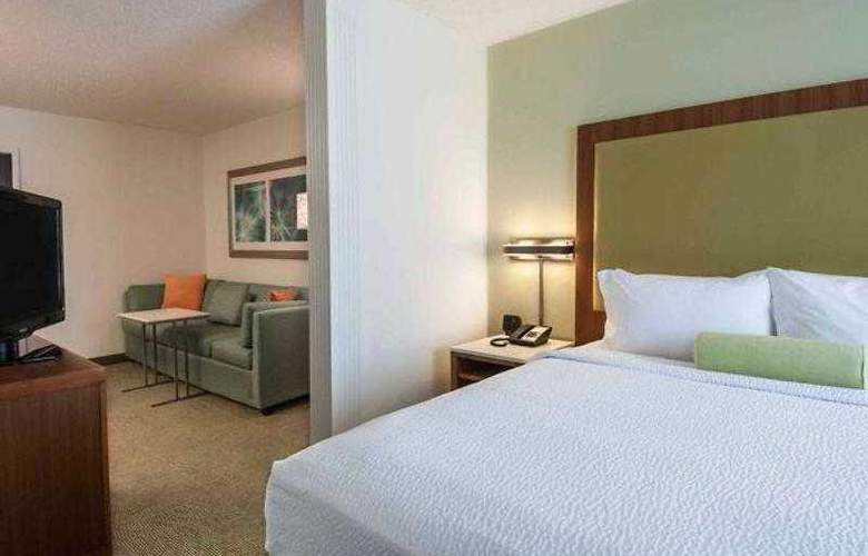 SpringHill Suites by Marriott Baton Rouge South - Hotel - 9