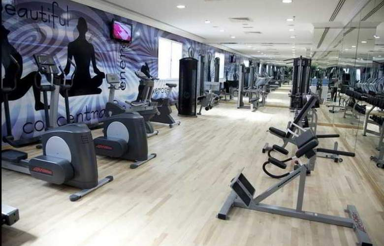Grand Excelsior Al Barsha - Sport - 5