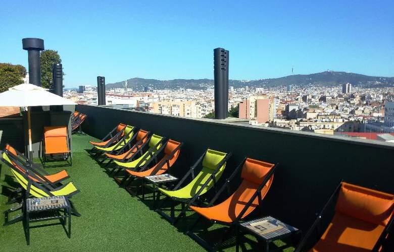 Barcelona Universal - Terrace - 99