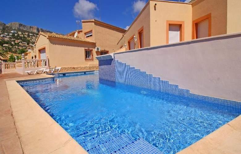 Canuta Baja Costa Calpe Bungalows - Pool - 2