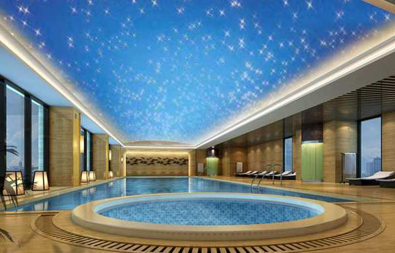 Doubletree By Hilton Wuhu - Pool - 2