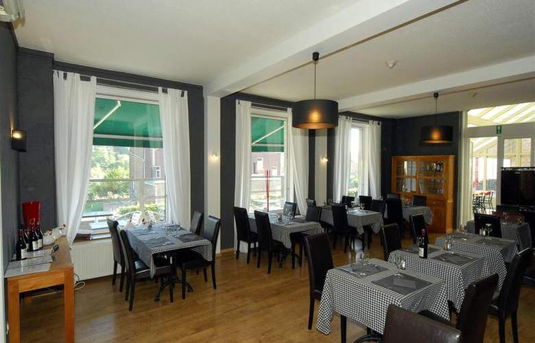 Best Western New Hotel de Lives - Restaurant - 73