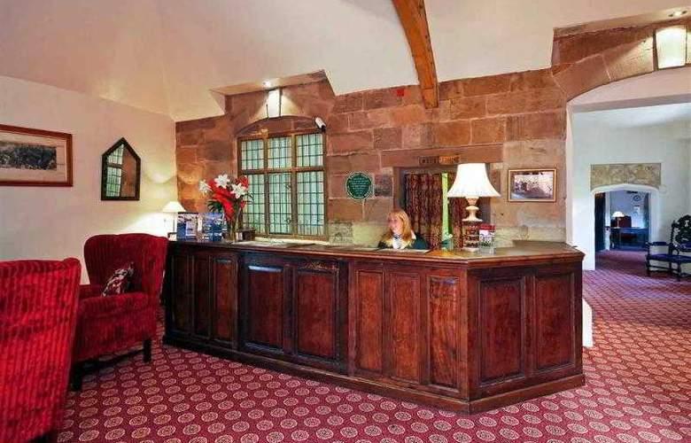 Mercure Telford Madeley Court Hotel - Hotel - 25