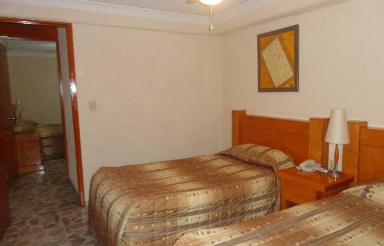 Campestre Inn Hotel & Residencias - Room - 4