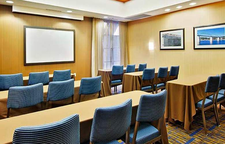 Courtyard by Marriott Chattanooga Downtown - Conference - 10