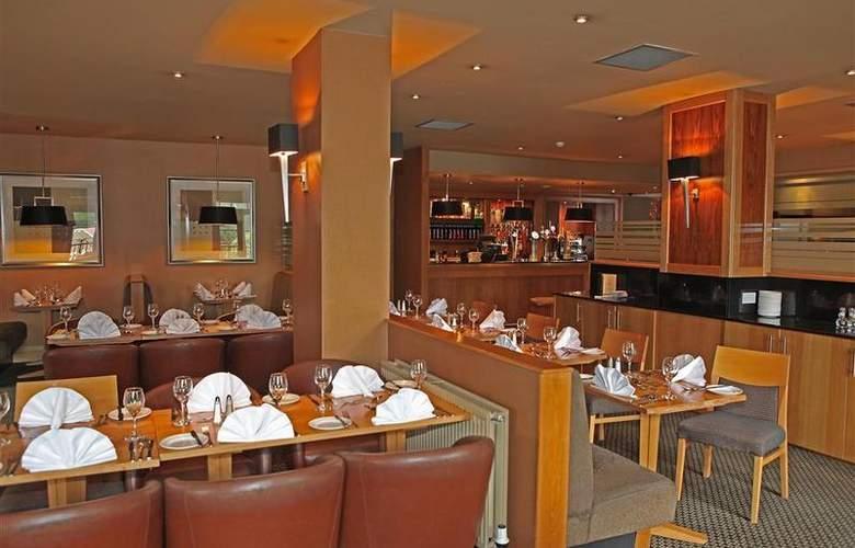 Best Western Park - Restaurant - 55