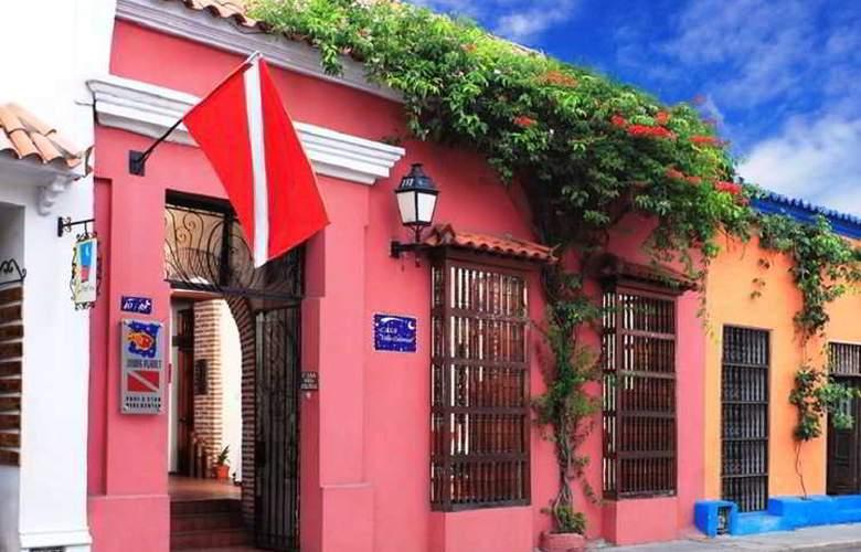 Casa Villa Colonial - Hotel - 0