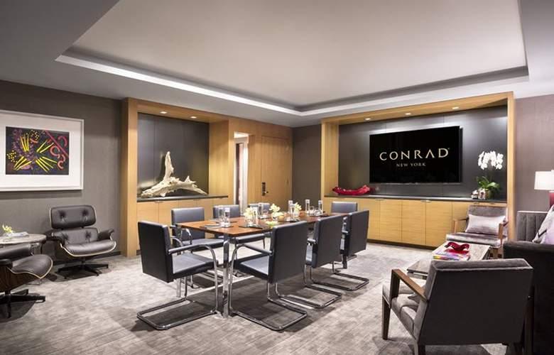 Conrad New York - Conference - 15