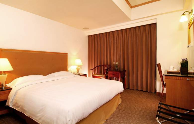New Image Kaohsiung - Room - 1