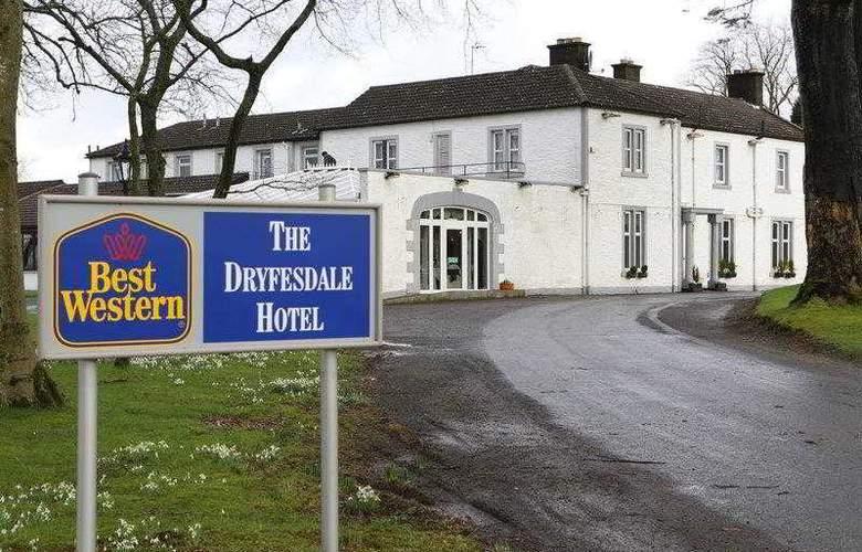 Best Western Dryfesdale - Hotel - 92