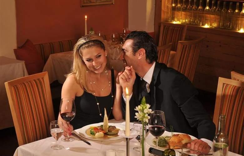 Best Western Hotel Goldener Adler - Restaurant - 70