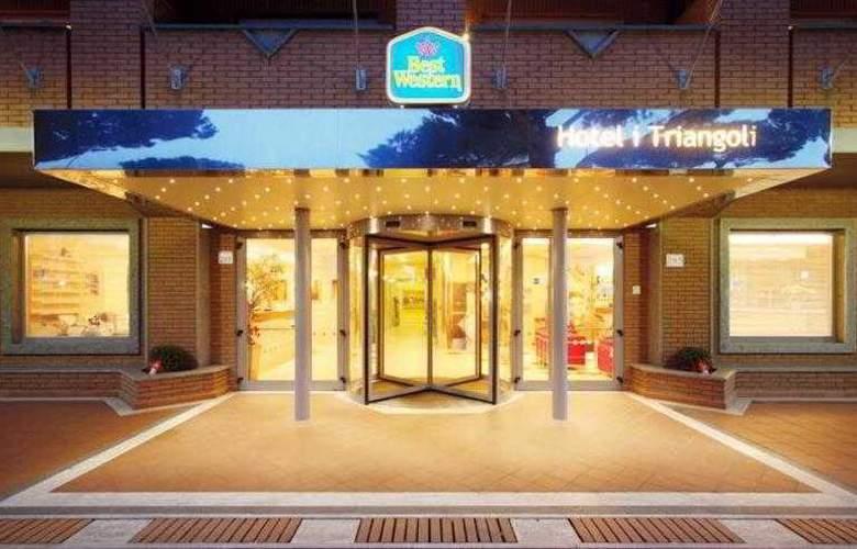 BEST WESTERN Hotel I Triangoli - Hotel - 12