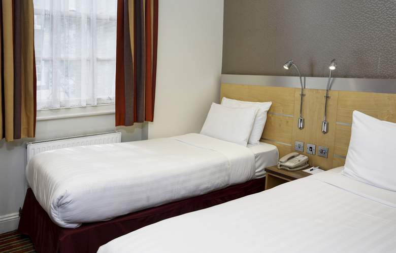 Best Western Victoria Palace - Room - 8