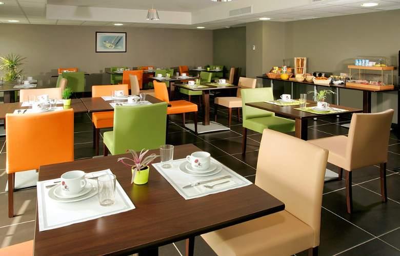 Appart City Marseille Euromed - Restaurant - 16
