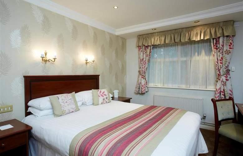 Best Western Consort Hotel - Room - 65